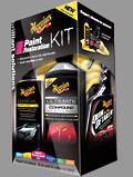 Maalipinnan hoitosarja - Meguiar`s Brilliant Solutions Paint Restoration Kit