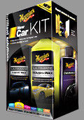 Aloituspakkaus - Meguiar`s Brilliant Solutions New Car Kit