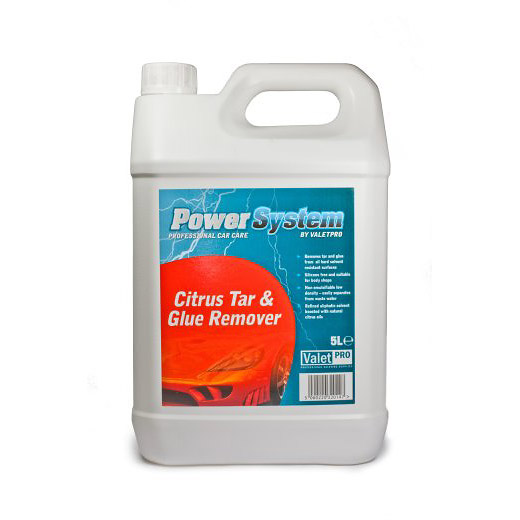 Pienpoistaja,  5L - ValetPRO Citrus Tar and Glue Remover